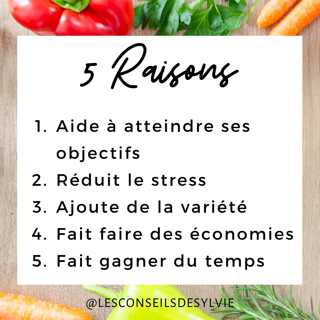 Plan alimentaire
