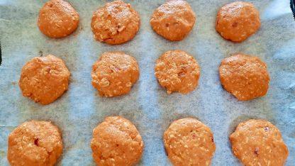 Carrot balls cuisson