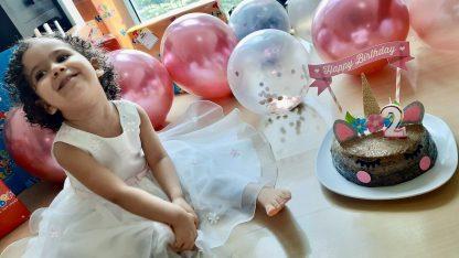 Gâteau amande Ines