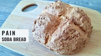 Pain Soda Bread